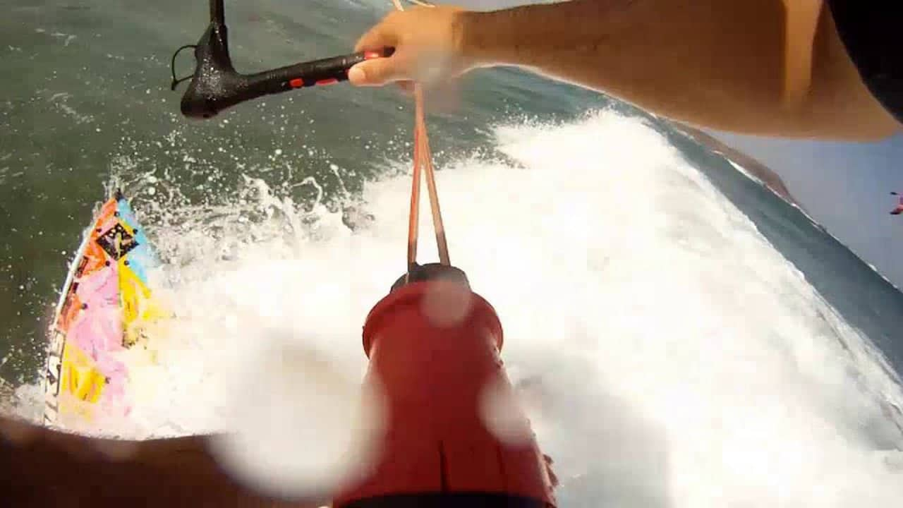 Video – Kiteboarding na Kapverdech